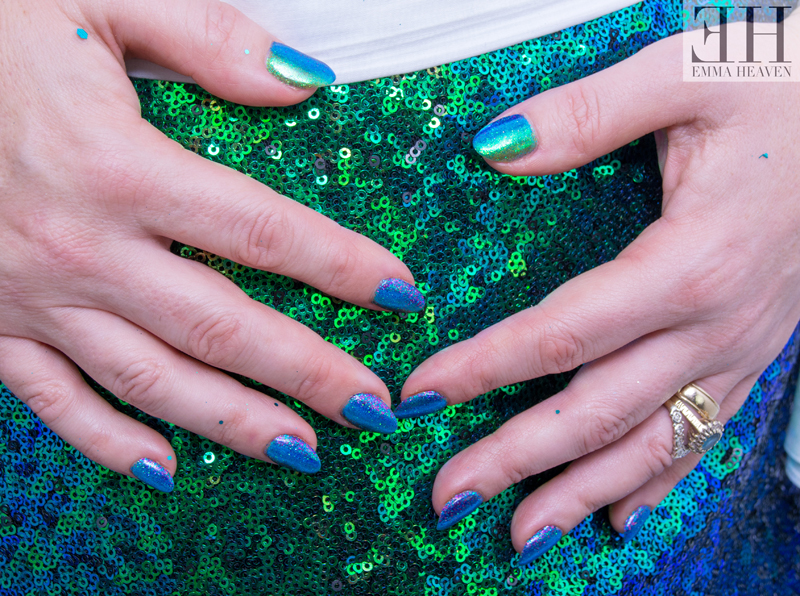 rebecca clark nails photo