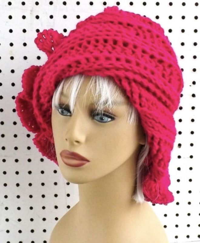 Strawberry Couture Cynthia Hat