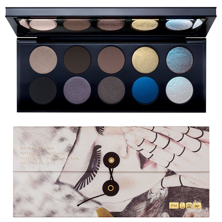 Pat McGrath Labs Mothership : Subliminal Palette