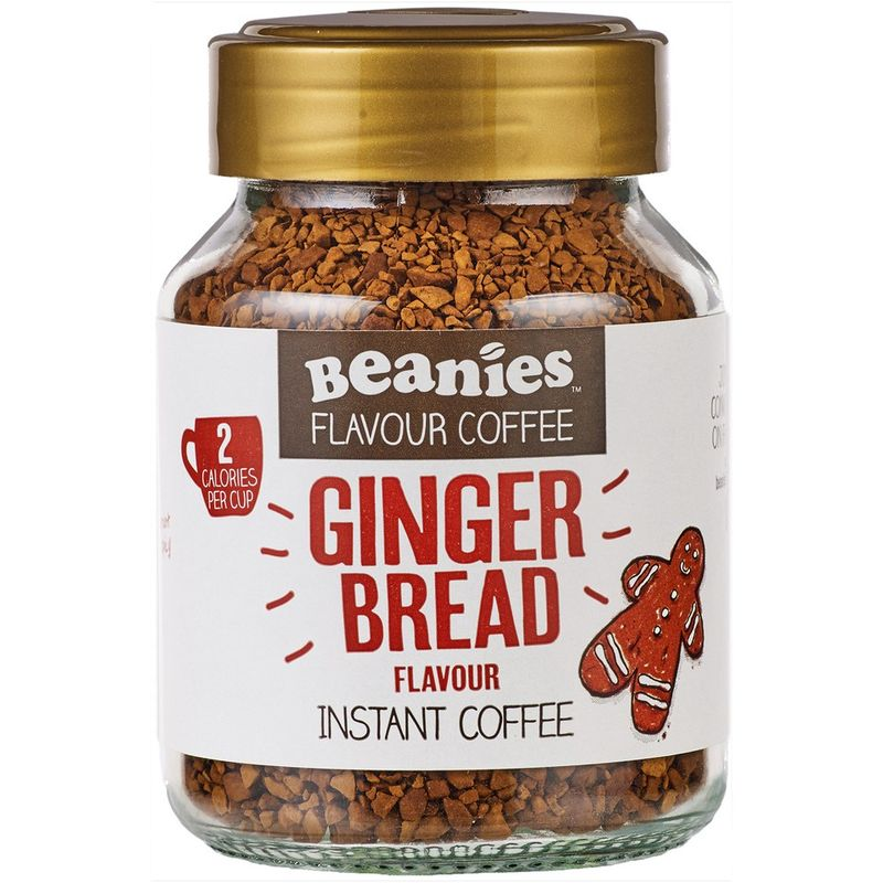 Beanies Flavour Coffee - Gingerbread