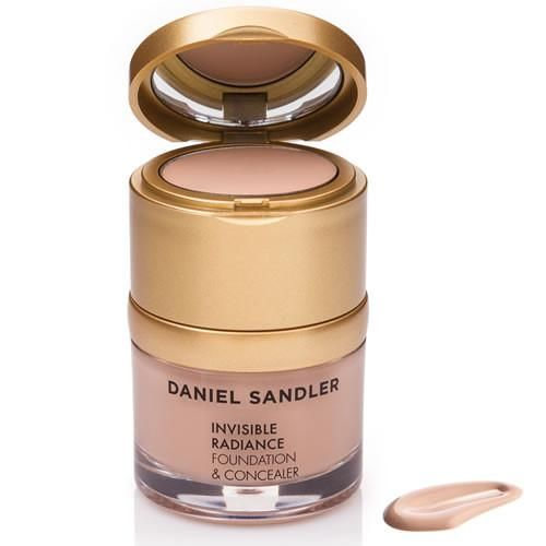 Daniel Sandler Invisible Radiance Foundation & Concealer
