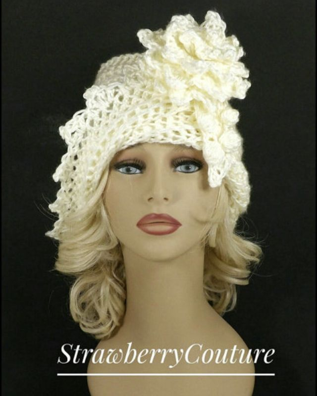 Strawberry Couture Lauren Hat