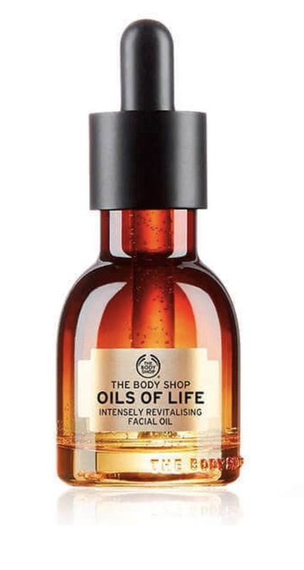 The Body Shop: Oils Of Life Intensely Revitalising Facial Oil