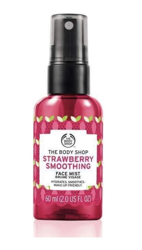 The Body Shop: Strawberry Smoothing Face Mist