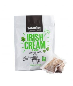Beanies Flavour Coffee Irish Cream Flavour Coffee Bags