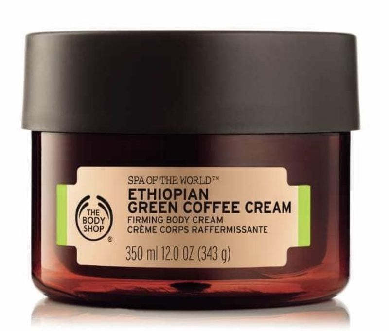 The Body Shop: Spa Of The World Ethiopian Green Coffee Cream