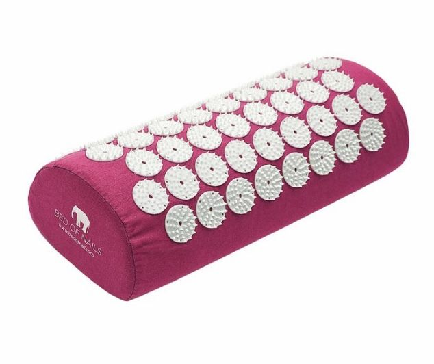 Bed Of Nails: Acupressure Pillow