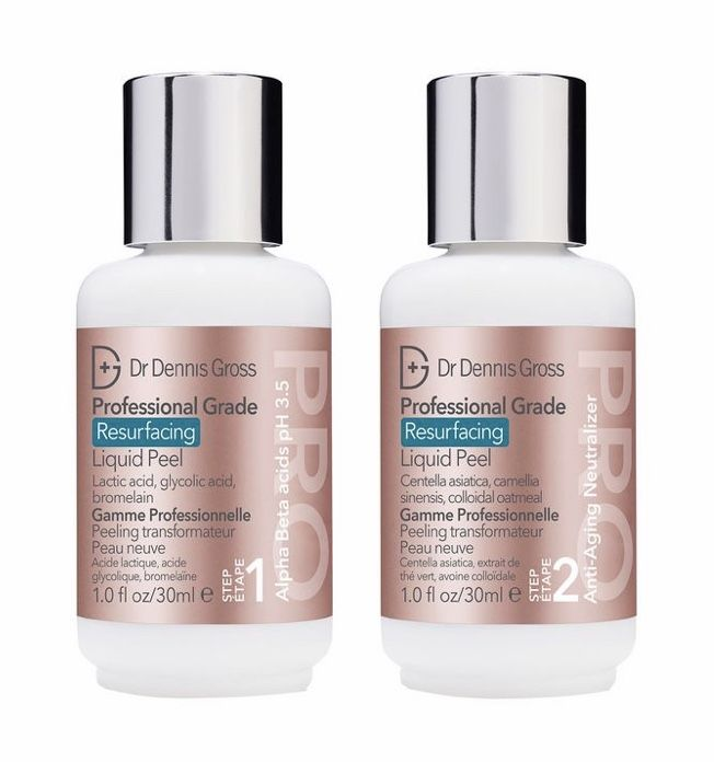 Dr Dennis Gross Skincare: Professional Grade Resurfacing Liquid Peel