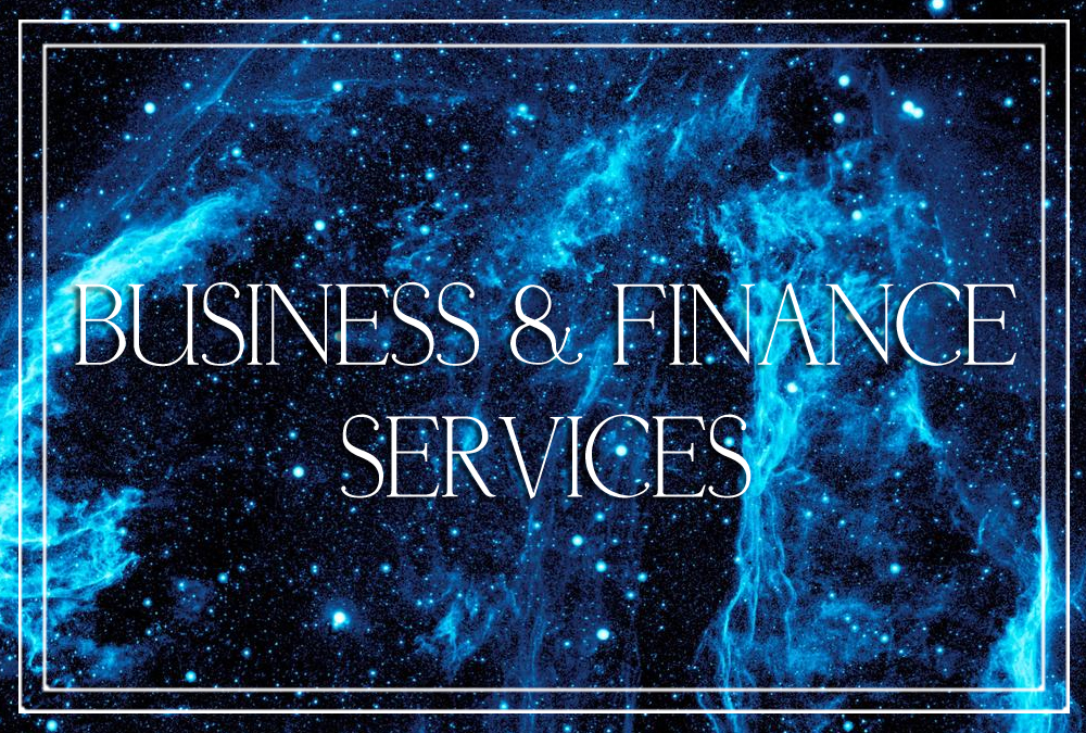 Business & Finance Services