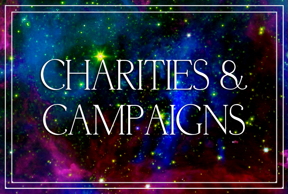 Charities & Campaigns