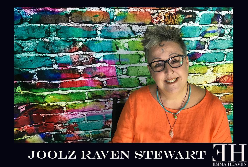 Joolz Raven Stewart