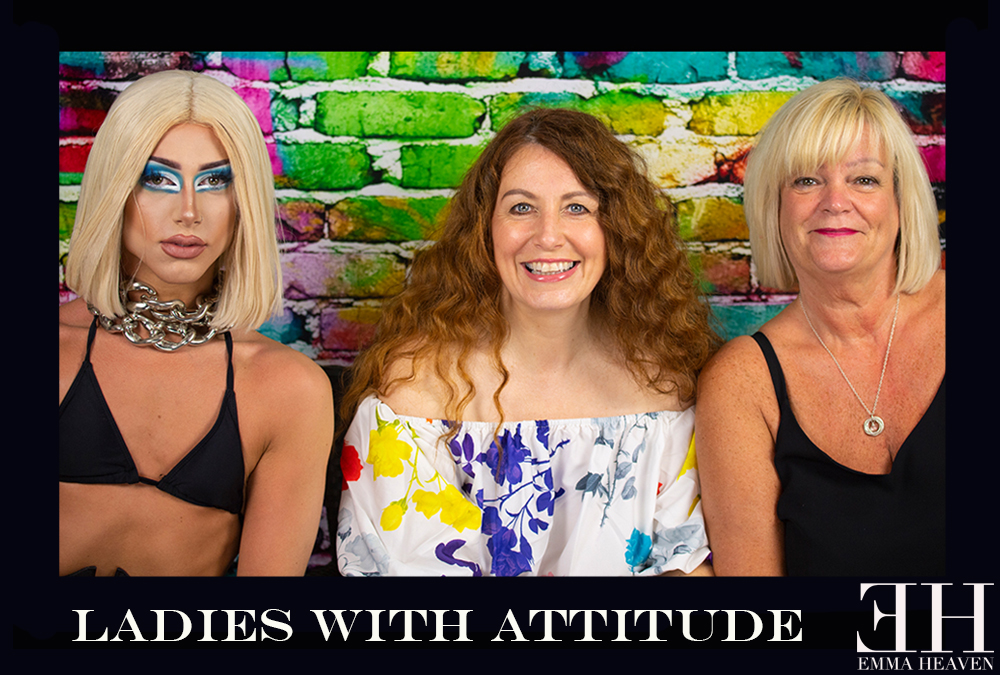 Ladies With Attitude