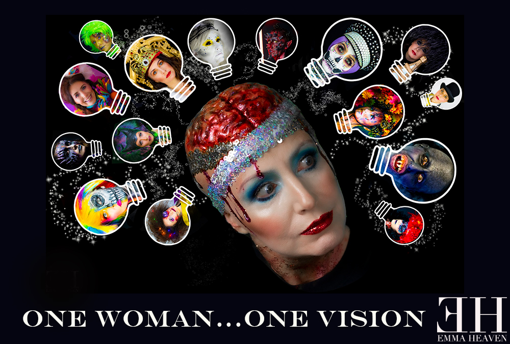One Woman...
